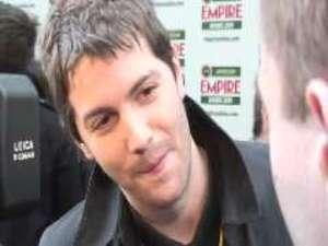 Empire Awards 09: Jim Sturgess