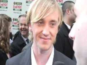 Empire Awards 09: Tom Felton