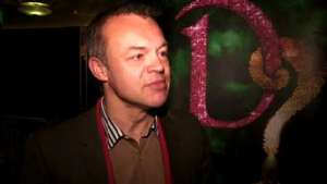 Graham Norton ('Over The Rainbow')