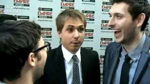 Empire Awards 2011: The Inbetweeners boys talk about movie humiliation