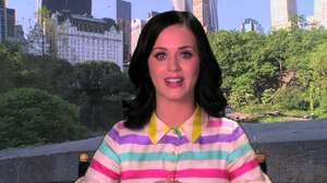 Katy Perry introduces 'The Smurfs' - Digital Spy exclusive