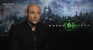 'Green Lantern' star Mark Strong on always playing the bad guy