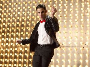 Blaine, Darren Criss, Glee, Michael