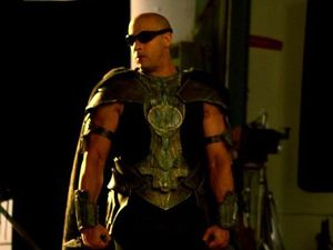 Vin Diesel/Chronicles of Riddick sequel