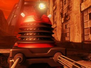 &#39;Doctor Who: The Eternity Clock&#39;