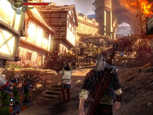 'The Witcher 2: Assassins of Kings' screenshot