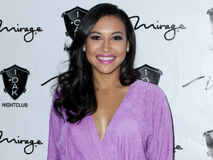 Naya Rivera Naya Rivera celebrates her recent 25th birthday at 1 Oak at Mirage Resort and Casino Las Vegas, Nevada