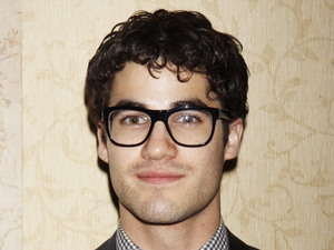 Darren Criss from the TV show &#39;Glee