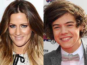 Harry Styles, Caroline Flack