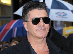 Simon Cowell 'Britain's Got Talent' auditions in Blackpool