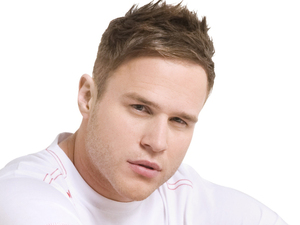 Olly Murs modelling for Sports Relief