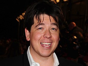 Michael Mcintyre arriving for the 2012 NTA Awards