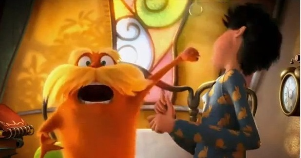 The Lorax (July 27)