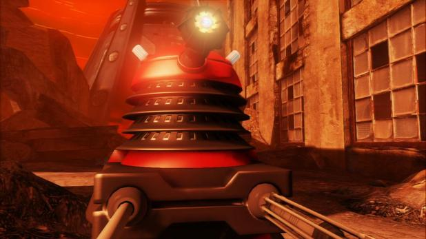'Doctor Who: The Eternity Clock'