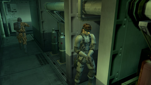 Gaming Review: Metal Gear Solid HD Collection