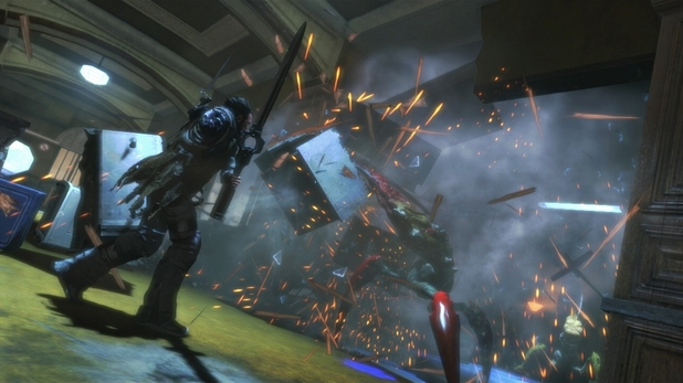 'Never Dead' screenshot