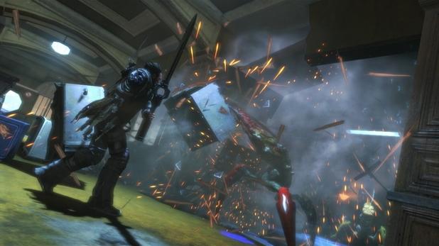 'Never Dead' screenshot