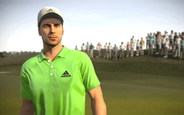Tiger Woods PGA Tour 13 footballer pre-order bonus