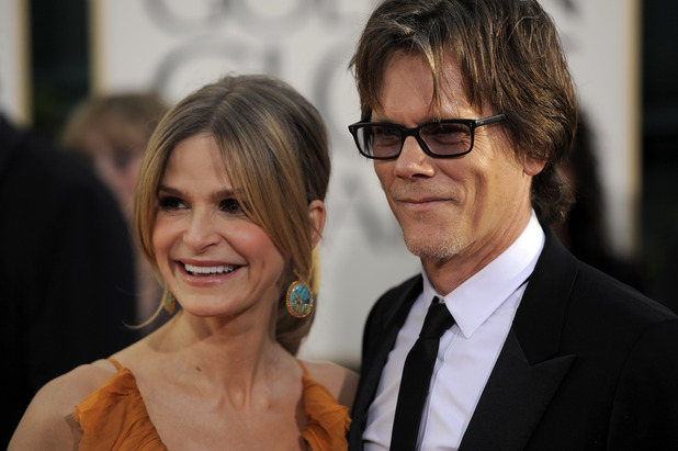 Kyra Sedgwick, Kevin Bacon