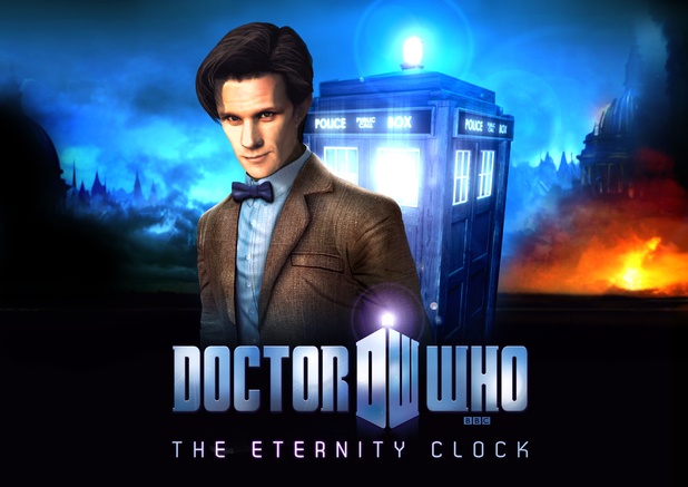 'Doctor Who: The Eternity Clock' Has Vita Release Date