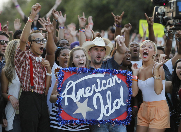 American Idol arrives in Texas