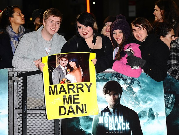 'The Woman in Black' world premiere - in pictures
