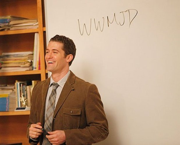 Mr Schuester