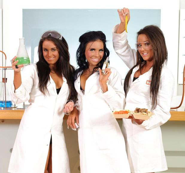 Geordie Shore Cast launch world's first kebab scented perfume
