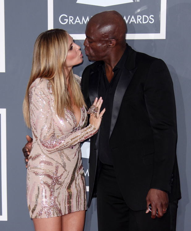 Heidi Klum and Seal: Through The Years