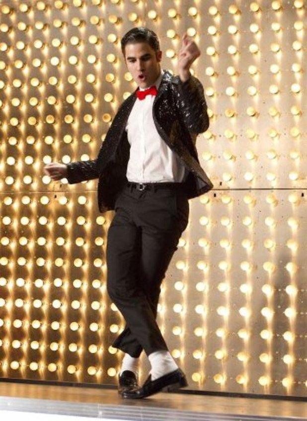 Blaine, Darren Criss, Glee, Michael