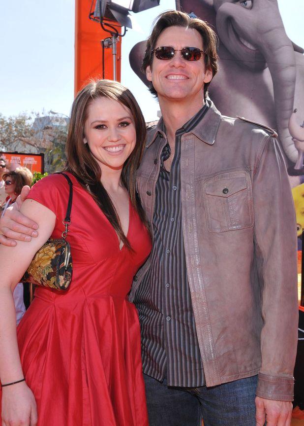 Jane Carrey & Jim Carrey