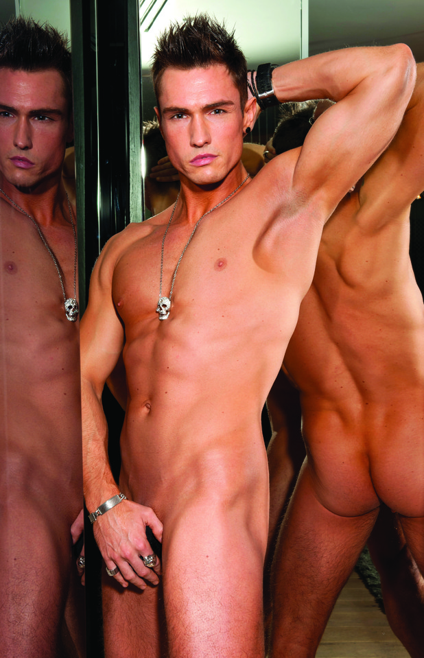 Nikk Mager and Andrew Hayden-Smith