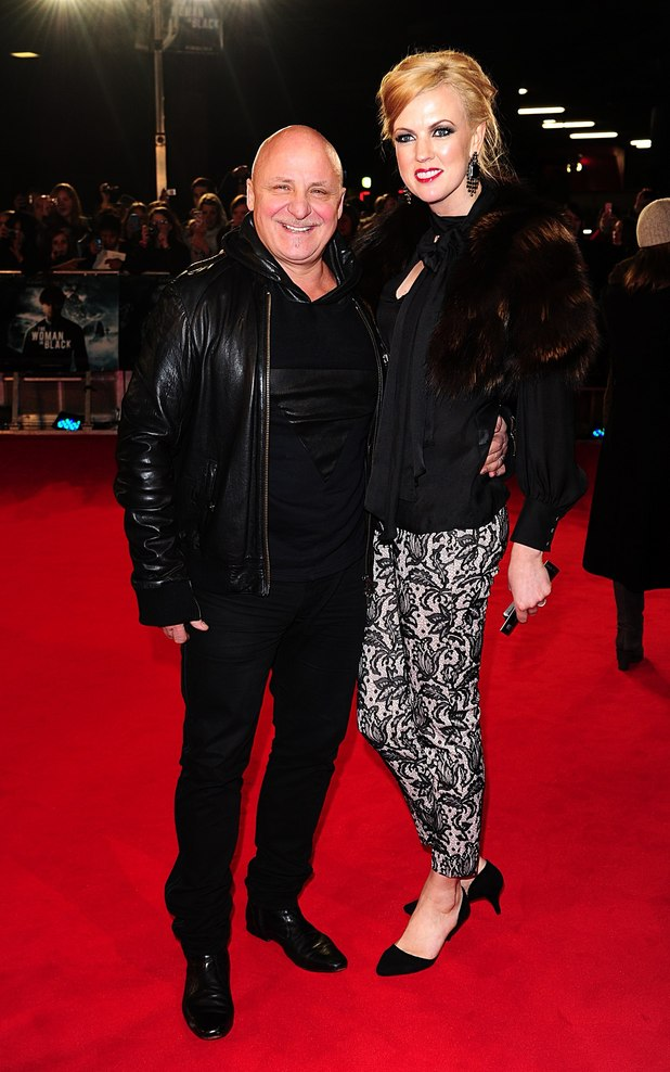 Aldo Zilli and wife Nikki