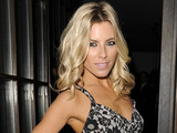 Mollie King arriving at the InStyle Best of British Talent Party at Shoreditch House. London