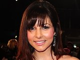 Roxanne Pallett arriving at the world premiere of The Woman in Black, at The Royal Festival Hall