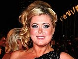 Gemma Collins arriving for the 2012 NTA Awards