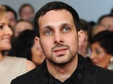 Dynamo arriving for the 2012 NTA Awards