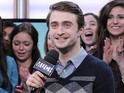 "The actor admits he is ""dead behind the eyes"" in several Harry Potter scenes."