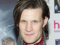 Time Lord actor Matt Smith says he already has a film project in mind.