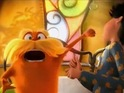 Dr. Seuss' The Lorax tops the US box office with $70.7 million.