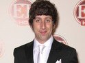 The Howard Wolowitz actor and his wife already have a 21-month-old daughter.