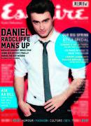 Esquire magazine, Daniel Radcliffe