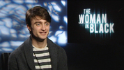 Daniel Radcliffe talks about his new film, The Woman In Black, his first film since the finale of the Harry Potter series.
