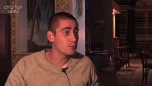 Michael Socha gets excited about the return of Being Human