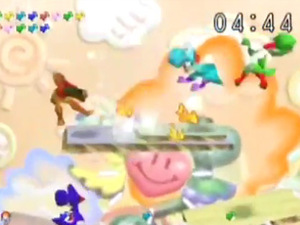 'Super Smash Bros' screenshot