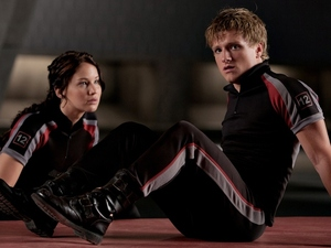 The Hunger Games gallery: Katniss and Peeta
