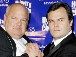 Jack Black & Kyle Gass of Tenacious D