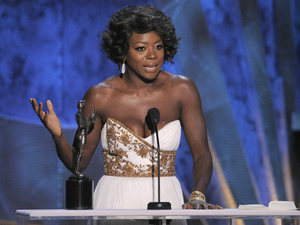 Viola Davis, 18th Annual Screen Actors Guild Awards