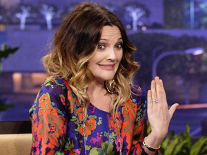 Drew Barrymore, Jay Leno
