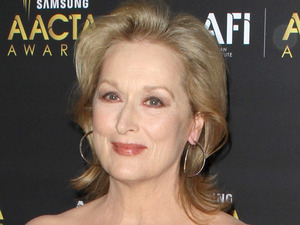 Meryl Streep - 2012 Australian Academy of Cinema and Television Arts Awards held at Soho House